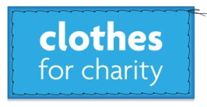 Clothes for Charity Logo