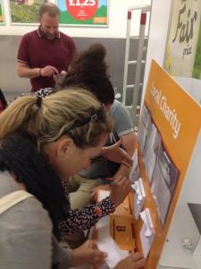 Sainsburys Voting 2015