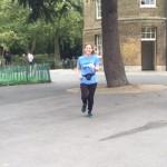 Jo running 9K